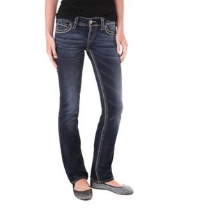Silver Jeans Tuesday baby boot slim bootcut